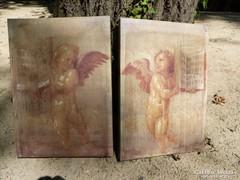2 db angyal-nyomat