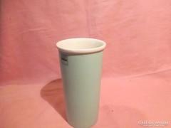 Asa zöld porcelán váza A0114