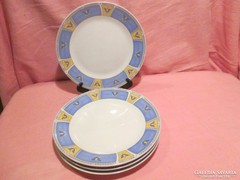 4 db RB Nelli süteményes tányér  A025