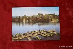 Prága - képeslap