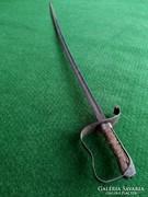 Kadét kard (Kőszeg Katonai Reál Iskola)