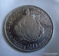 20 Krajcár 1847 B