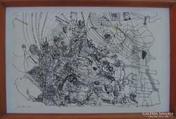 Barta Mária: Kompozíció