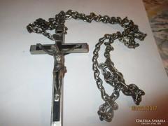 Antik, olasz, papi kereszt