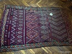 Marokkó Kilim gyapjú szőnyeg kézi szőttes falusi imaszőnyeg