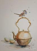 茶の湯  - Chanoyu verébbel