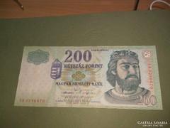 200 Forint 2006 FB!