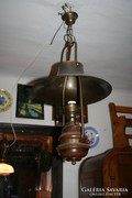 Bronz hajós lámpa - konyhai