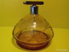 Antik régi üveg parfümös