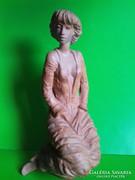 Kligl terrakotta szobor