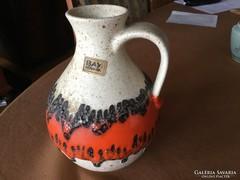 BAy keremik kancsó, váza 18 cm