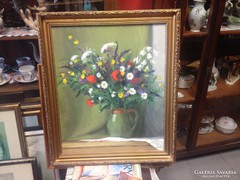 Csabai Kálmán szép festménye eladó