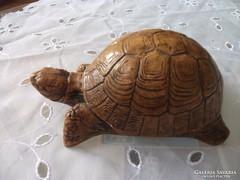 Kerámia teknős eladó!