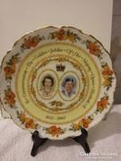 Royal albert asztali dísztányér