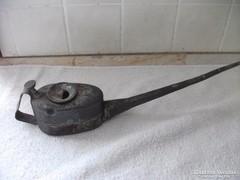 Antik gép olajzó eladó!