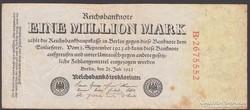 1923. 1 millió Reichsmark
