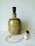 Kerezsi Gyöngyi kerámia lámpatest