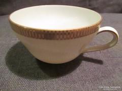 Seltmann Weiden aranyozott szélű kávés pohár   A044
