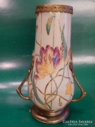 Tulipán mintás váza