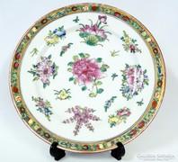 Szép keleti mintás tányér