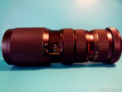 BEROFLEX objektív 62 mm + MACRO