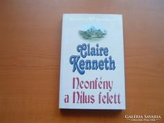 CLAIRE KENNETH: NEONFÉNY A NÍLUS FELETT