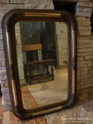 Antik Biedermeier tükör