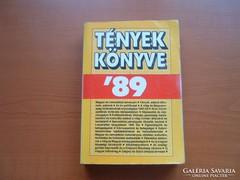 BALÓ GYÖRGY ÉS LIPOVECZ IVÁN: TÉNYEK KÖNYVE '89