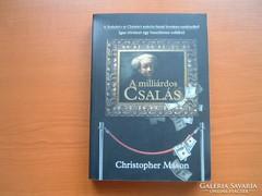CHRISTOPHER MASON: A MILLIÁRDOS CSALÁS