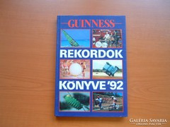 GUINNESS REKORDOK KÖNYVE '92