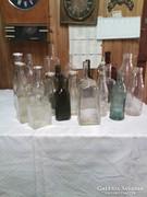 Diszes üvegek