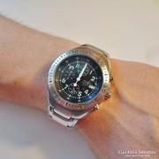 Markáns TCM  chronograph férfi óra