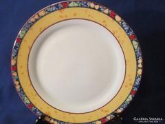 1 db RB Meran süteményes  tányér A048