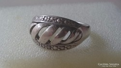 Ezüst gyűrű, régi