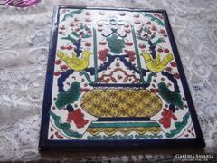 Kézzel festett  csempe , Tunézia