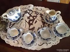 Meissen  Zwiebelmuster antik kávés készlet
