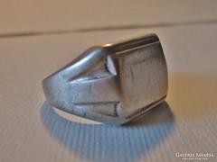 Szépséges antik ezüst pecsétgyűrű