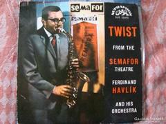 Ferdinand Havlík And His Orchesta bakelit lemez