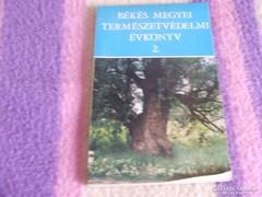 Békés Megyei Természetvédelmi Évkönyv 2