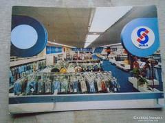 D146407 Budapest  SKÁLA áruház -képeslap