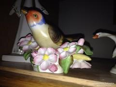 Herendi madárka - virágzó ágon (jubileumi)