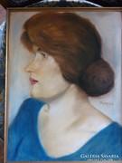 Nöi portré