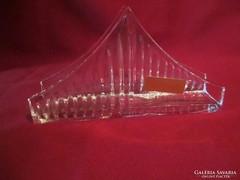 Nachtmann kristály szalvétatartó 17 cm   170203