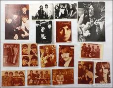 Cidris részére 16 darab Beatles fotó + 1 nagy