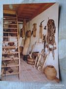 D146677 Fertőszentmiklós Falumúzeum FORTE fénykép képeslap