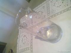 Szépséges üveg limonádés kancsó