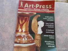 Art press,Régiség ujság