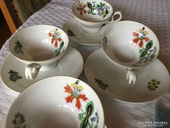 Aich, majd 100 éves csészék