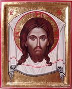 Krisztus ikon Mandylion