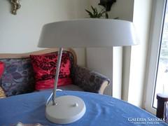 Ipari loft stílusú asztali lámpa kitűnő állpotban,  Bauhaus